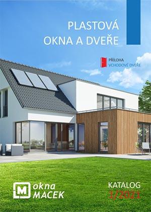Katalog Okna Macek 2014, Ostrava